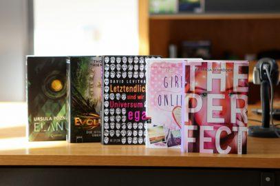 Neue Jugendbücher