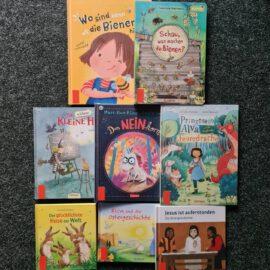 Neue Bilderbücher und Romane