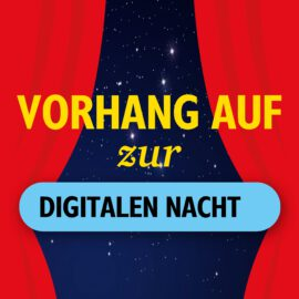 Nacht der Bibliotheken – Wir lesen vor – jetzt digital